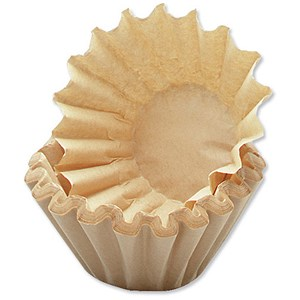 Image of Coffee Filter Papers Base W78mm Top W150mm [Pack 250]