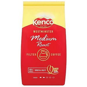 Image of Kenco Westminster Ground Coffee for Filter Medium Roast 1Kg Ref A03061