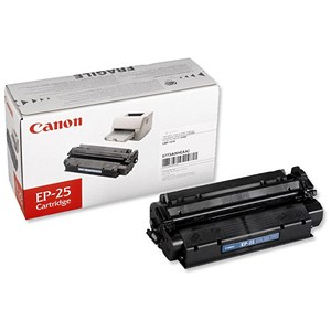 Image of Canon EP-25 Laser Toner Cartridge Page Life 2500pp Black Ref 5773A004