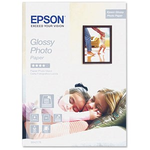 Image of Epson Photo Paper Glossy A4 Ref S042178 [20 Sheets]