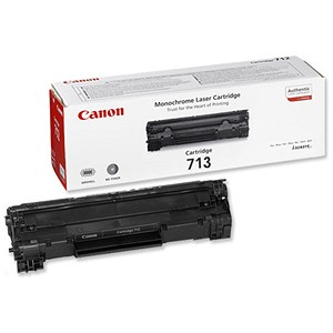 Image of Canon 713 Laser Toner Cartridge Page Life 2000pp Black Ref 1871B002
