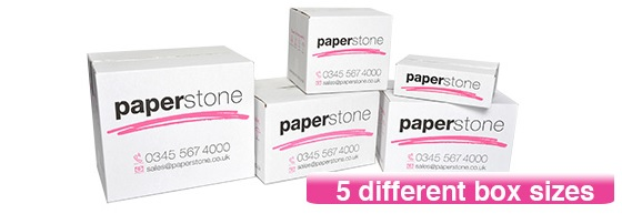 Paperstone boxes