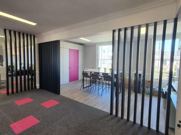 New Office Break Out Area