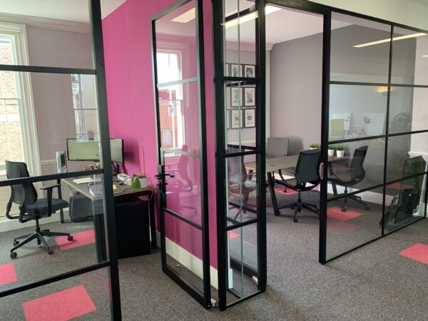 New Office Meeting Room