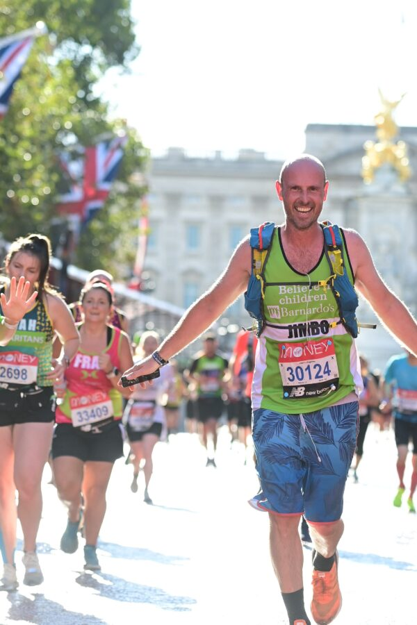 Jim Brown London Marathon 2021