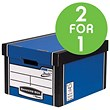 Fellowes Bankers Box / Premium 725 Classic Box / Pack of 10 / Buy One Get One FREE