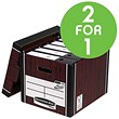 Fellowes Bankers Box / Premium 726 Archive Box / Pack of 10 / Buy One Get One FREE