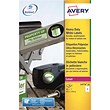 Avery Heavy Duty Laser Labels / 4 per Sheet / 99.1x139mm / White / L4774-20 / 80 Labels