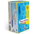Paper Mate InkJoy 100 Ballpoint Pen - Blue - Pack of 50 - Offer Includes FREE Assorted Pack of Pens