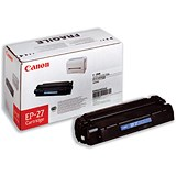 Canon EP-27 Black Laser Toner Cartridge
