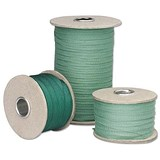 Image of China Grass Sewing Tape 4mm x 500m Green