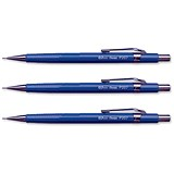Image of Pentel Automatic Pencil / Plastic Steel-lined with 6 x HB 0.7mm Lead / Pack of 12