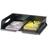 Image of Leitz Jumbo Letter Tray - Black