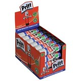 Image of Pritt Stick Glue Solid Washable Non-toxic Large 43g / Bulk Pack / Pack of 24 x 4