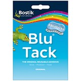 Image of Bostik Blu-tack Handy Pack / 60g / Pack of 12