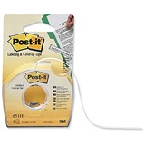 Image of Post-it Labelling and Cover-up Tape for 1 Line / Repositionable / W4.2mm / Pack of 24