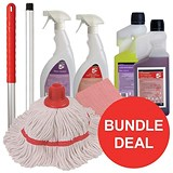 Image of 5 Star Washroom Cleaning Bundle