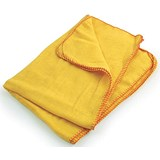 5 Star Yellow Dusters - Pack of 10