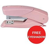 Image of Rexel Matador Half Strip Stapler - Pink - Offer Includes FREE Eyeshadow