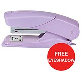 Image of Rexel Matador Half Strip Stapler - Lilac - Offer Includes FREE Eyeshadow