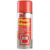 Image of 3M PhotoMount Adhesive Spray Can - 200ml