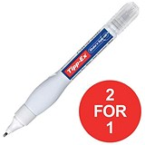 Image of Tipp-Ex 'Shake n Squeeze' Correction Fluid Pen / Fine Point / Pack of 10 / Buy One Get One FREE