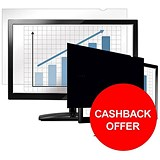 Image of Fellowes Blackout Privacy Filter / 23 inch Widescreen / 16:9 / Redeem Your £10 Cashback