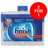 Image of Finish Dishwasher Cleaner / 250ml / Buy One Get One FREE
