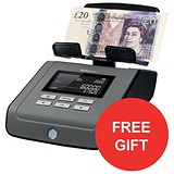 Image of Safescan 6165 Money Counting Scale - Offer Includes FREE Software Update worth £49