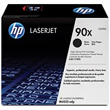 Image of HP 90X Black Laser Toner Cartridge
