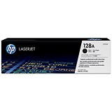 Image of HP 128A Black Laser Toner Cartridge (Twin Pack)