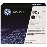Image of HP 90X Black Laser Toner Cartridge (Twin Pack)