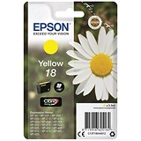 Image of Epson 18 Yellow Inkjet Cartridge