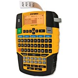 Image of Dymo Rhino 4200 Commercial Label Printer QWERTY One Touch Smart Keys Ref S0955950