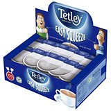 Image of Tetley Drawstring Non - Drip Tea Bags - Pack of 100