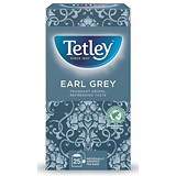 Image of Tetley Earl Grey Drawstring Tea Bags in Envelopes - Pack of 25