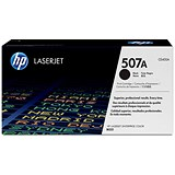 Image of HP 507A Black Laser Toner Cartridge