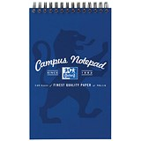 Image of Campus Card Cover Headbound Reporters Notebook / 125x200mm / 140 Pages / Pack of 10