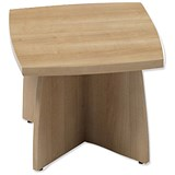 Image of Adroit Coffee Table / 550mm Wide / Cherry Marbella