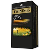 Image of Twinings Lady Grey Tea Bags - Pack of 20