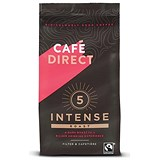 Cafe Direct Fairtrade Rich Roast Ground Coffee - 227g
