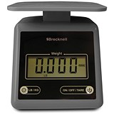Image of Salter PS/7 Compact Postal Scale - Grey