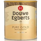 Image of Douwe Egberts Pure Gold Instant Coffee - 750g Tin