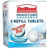 Image of UniBond Humidity Absorber Small Refill Ref 1554712 [Pack 2]