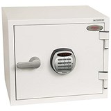 Image of Phoenix Titan II Safe for Media 60mins Electronic Lock 26kg 16 Litre Ref FS1281E