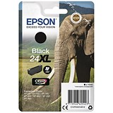 Image of Epson 24XL Black Inkjet Cartridge