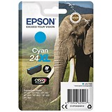 Image of Epson 24XL Cyan Inkjet Cartridge