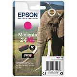 Image of Epson 24XL Magenta Inkjet Cartridge