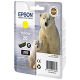 Epson 26 Yellow Inkjet Cartridge