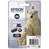 Epson 26XL Photo Black Inkjet Cartridge